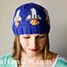 Space Shuttle Knit Hat pattern