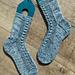Sailor's Love Socks pattern