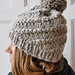 Falmouth Super Bulky Hat pattern
