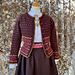 Reveenkas kofte -The fox's widow jacket pattern