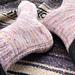 Vanilla Spice Socks pattern