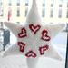 Star With Hearts pattern