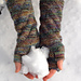 Remolino Fingerless Gloves pattern