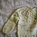 Lili's Bobble Sweater (Child) pattern