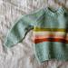 Happy Camper Sweater pattern