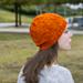 Yuzu Hat pattern