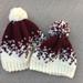 Snowy Walk Ombré Hat pattern