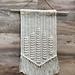 Wheat Heart Wall Hanging pattern