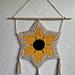 Sunflower Wall Hanging pattern
