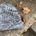 Raven Ribbed Beanie pattern