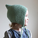 Baby Pixie Bonnet pattern