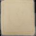 Monogrammed Dishcloth Letter C pattern