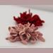 Crochet Chrysanthemum Brooch pattern