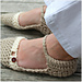 Mod Slipper Sandals pattern
