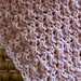 Adventures in Lace Baby Blanket pattern
