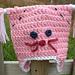 Kitty Kitty Earflap Hat pattern