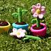 Growing Flowers pattern