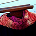 Easy Beginner's Knit Scarf pattern