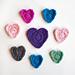 Heart Appliques pattern