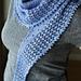 Tidepool Shawl pattern