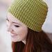 Conferva villosa Hat pattern