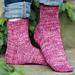 Bunodes Crassicornis Sock pattern