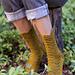 Padina Pavonia Sock pattern