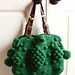 Crochet Bobble Purse pattern