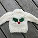 Mini Xmas Sweater pattern