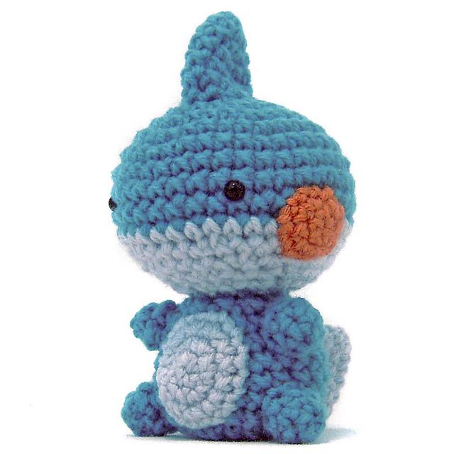 Pokemon Amigurumi | Ideias para artesanato, Tricô e crochê, Bobina | 640x640