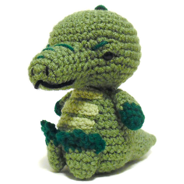 Conrad the Crocodile – Amigurumi Crochet Pattern | | 640x640