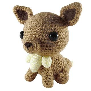 Eevee crochet pattern in 2020   Crochet patterns amigurumi ...   320x320