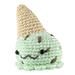 Ice Cream Monster Amigurumi pattern