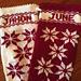 Christmas Stockings III pattern