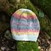 Lacy Diamonds Hat pattern