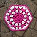 Strawberry Shortcake Dishcloth pattern