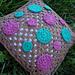 Polka Dot Pillow pattern