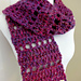 Mulberry Scarf pattern