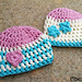 Squishy Newborn Hats pattern