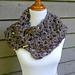 Tweedy Twig Cowl pattern