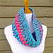 Candy Shop Cowl pattern