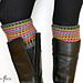Celebration Boot Cuffs pattern