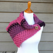 Lingonberry Button Cowl pattern