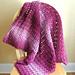 Briar Rose Blanket pattern