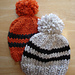 Toddler Rugby Hat pattern