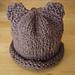 Baby Bear Hat for Newborn or Preemie pattern