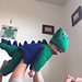 The Baby Dragon Costume pattern