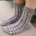 FinEst Socks pattern