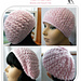 Kermandi Beanie and Slouch Hat pattern