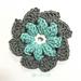 Nia Flower (Flower 111 of 365) pattern